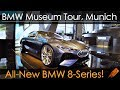 BMW Welt - Museum & Headquarters in Munich, Germany (2018)