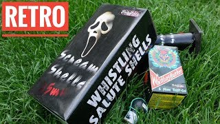 Scream Shells 45mm & BONUS Whistling Buster - Retro wspominki!