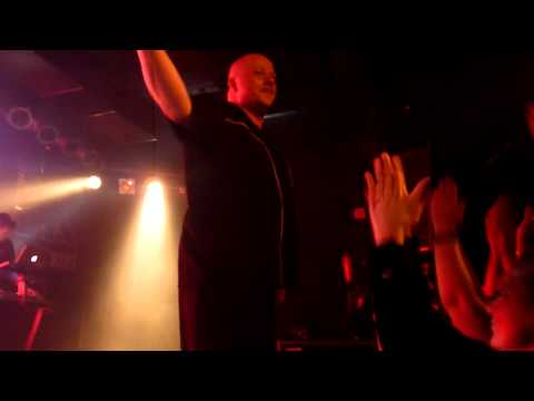 VNV Nation: Chrome (live in Dürer Kert, 2013.10.09, Transnational Tour)