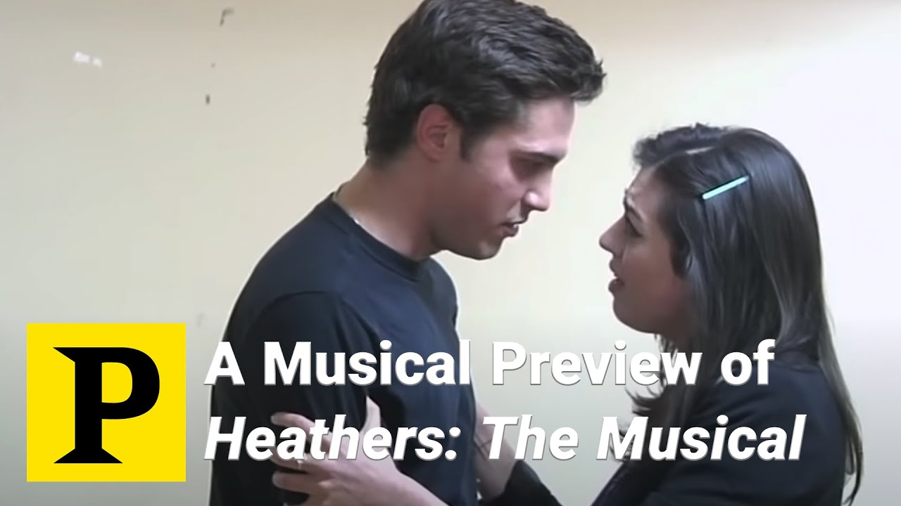 "A Musical Preview of ""Heathers: The Musical"" - YouTube"