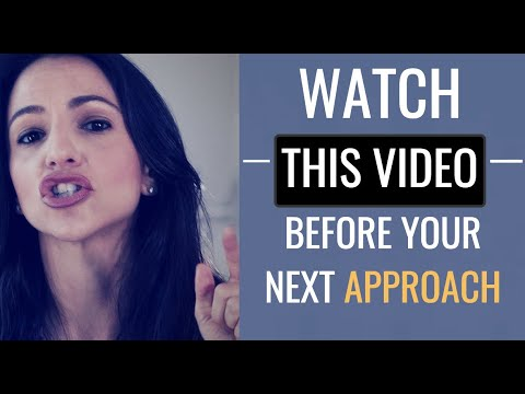 How To Be Fearless When You Approach Women In Public | Projection Rejection Explained (2019)