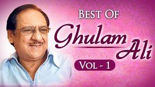 Best of ghulam ali ghazals vol - 1 | evergreen ghazals collection | musical maestros