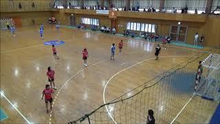 令和元年度 国民体育大会 第39回九州ブロック大会 ハンドボール成年女子
