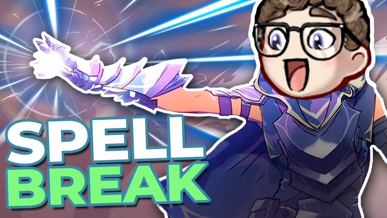 ♥ SPELLBREAK is NUTS - Sp4zie Weekly #85