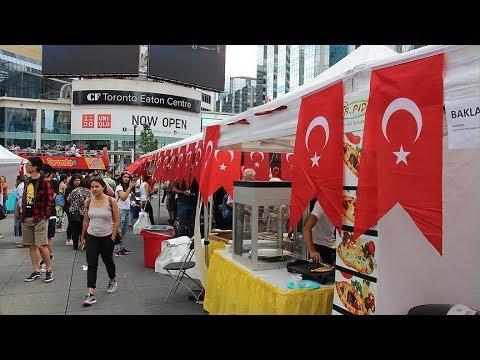Kanada'da Türk Festivali