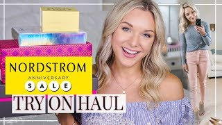 NORDSTROM ANNIVERSARY SALE TRY ON HAUL | 2018