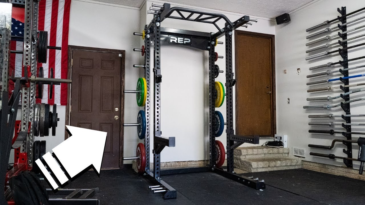 Rep hr half rack review best imported rack available youtube
