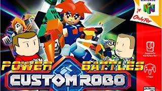 Custom Robo (N64) Power Battles: Robo Tits!
