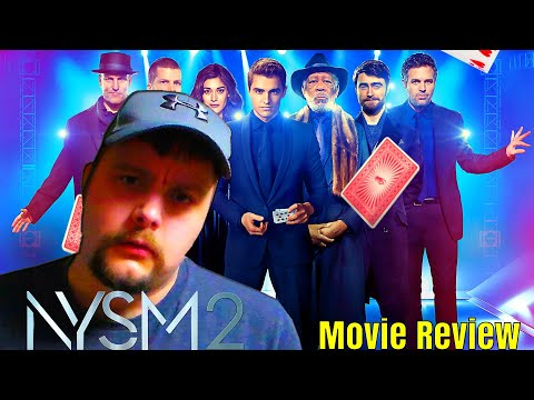 Now You See Me 2 - Movie Review