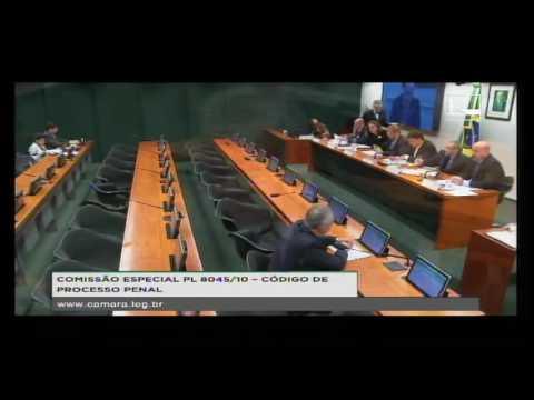 PL 8045/10 - CÓDIGO DE PROCESSO PENAL - Audiência Pública - 14/06/2016 - 14:47