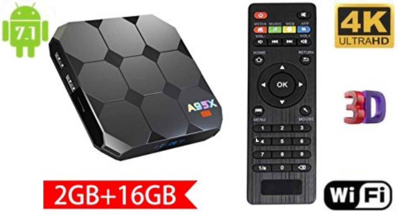 A95x R2 Android Tv Box With Android 71 Any Good In 2018 Uk Review
