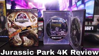 Jurassic Park 4K Blu-Ray Review