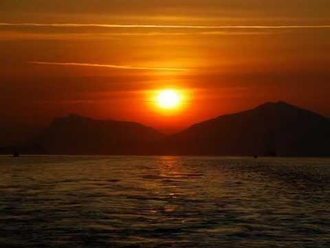 Sunset in Capri (Cipolla), Italian song, mandolin/guitar instrumental
