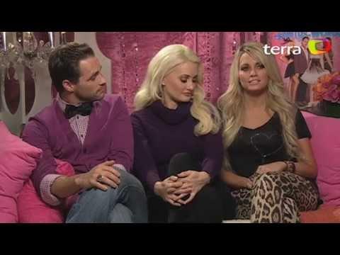 Holly Madison Talks Hugh Hefner