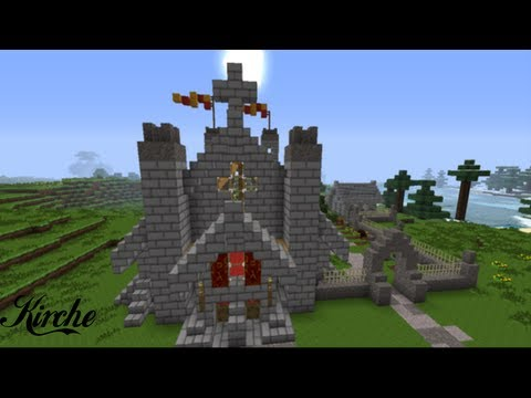 Minecraft Kapelle