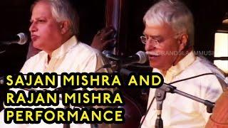 Pt Sajan Mishra & Pt Rajan Mishra Live Performance @ Pandit Bhimsen Joshi Music Festival