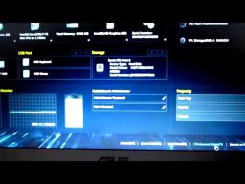 Не работает тачпад  на ноутбуке  Asus X55...    при установке Windows гарантированное рещение