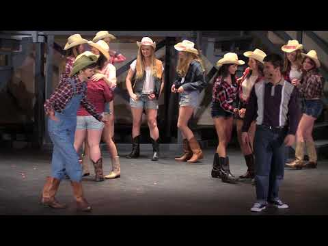 Footloose Part 3 Video by Ho Ann Li & Issabel Andrew of Clarkson University