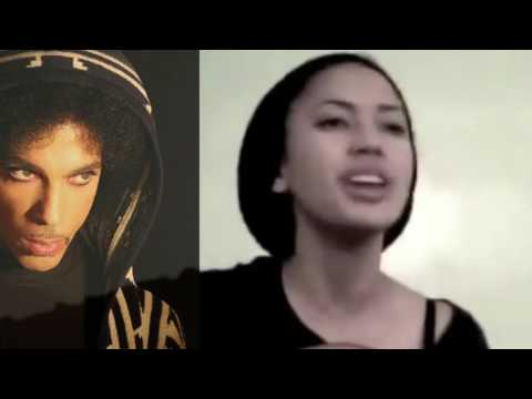 WAITING IN VAIN. Prince plays acoustic Bob Marley's ft. Andy Allo