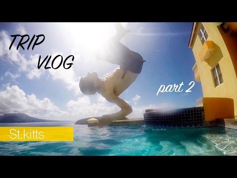 Best Caribbean Destination - Saint Kitts Trip Vlog Part 2