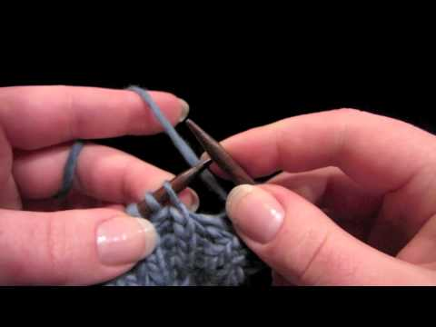 KNITFreedom - How To Do The Stretchy Yarnover Bind-Off