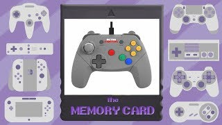 Retrofighters Brawler64 Nintendo 64 controller | Hardware review