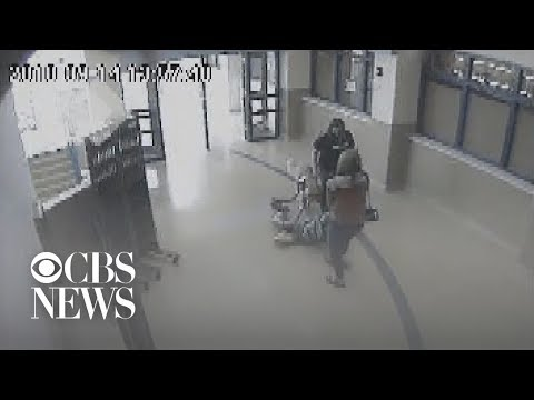 School district releases video of teachers dragging student with autism
