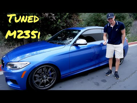 BMW's Affordable Modern Day Enthusiast Car- 4 Year M235i Update