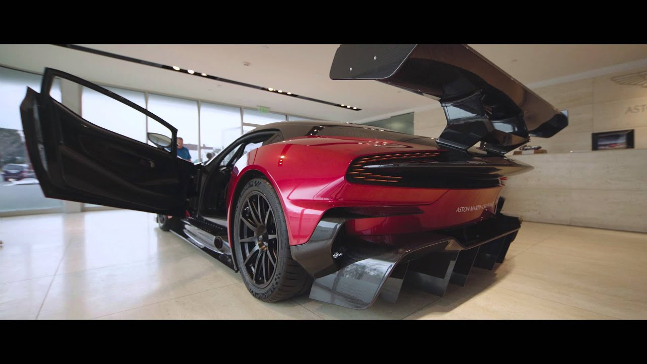 $2.3 million aston martin vulcan - featured at miller motorcars