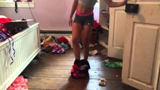 Скачать 60 Second Nike Pro And Sports Bra Challenge Please Subscribe