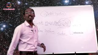 Stars and The Solar System - What is Just MoVE My SUN ? || 8th Class Physical Science