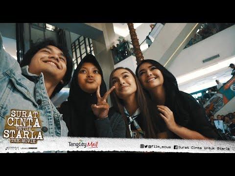 SURAT CINTA UNTUK STARLA (The Movie) - Meet and Greet Tangcity Mall