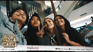 Video SURAT CINTA UNTUK STARLA (The Movie) - Meet and Greet Tangcity Mall download MP3, 3GP, MP4, WEBM, AVI, FLV Januari 2018