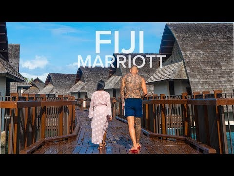 Fiji Marriott Resort, Momi Bay | VLOG