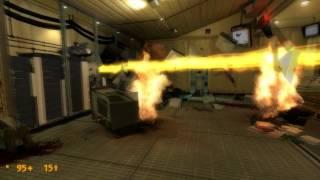 Half Life 2: Black Mesa - И начался хаос - 1 Серия\2 Часть