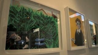 Художниця відтворює культові фото із пластиліну