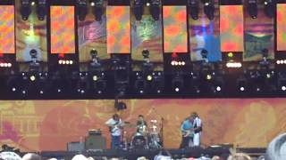 Sonny Landreth w/ Eric Clapton - Promise Land - Crossroads F