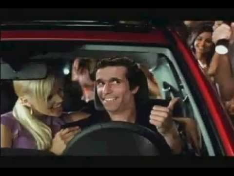Citroën C3 restyling 2005 Advert - Happy Days