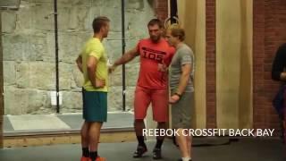 Dmitry Klokov coaching the deadlift