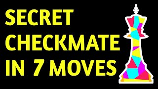 Chess Opening Trick to Fool Your Opponent: Secret Strategy, Gambit Trap & Moves to Win Fast + Puzzle