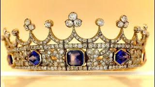 SAVED! Queen Victoria's Sapphire and Diamond Circlet To Remain In U.K.