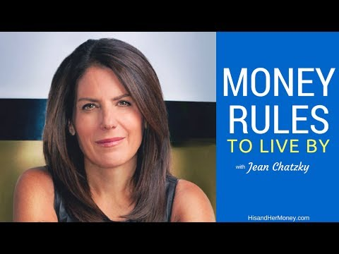 Money Rules To Live By with Jean Chatzky || AUDIO ONLY ||