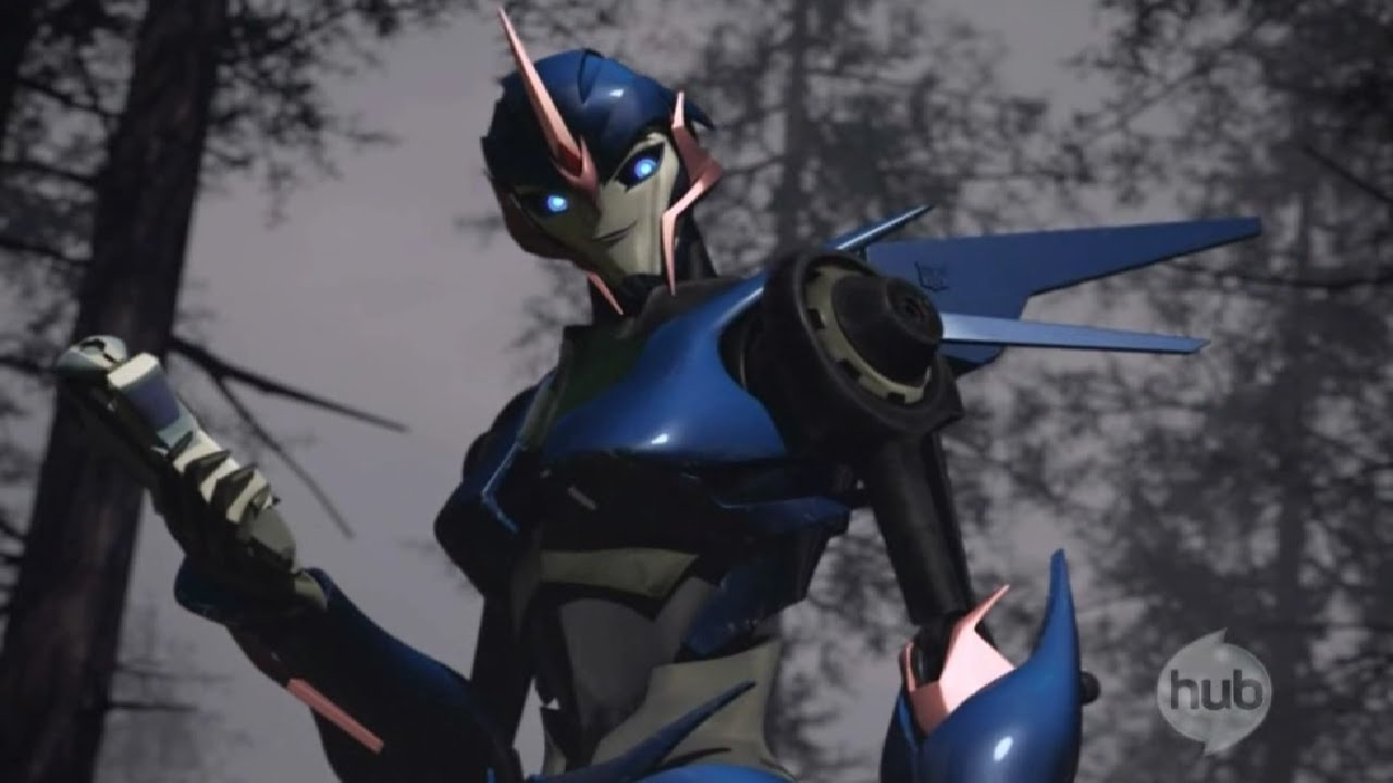 Transformers Prime: The Game - Arcee wins! - YouTube