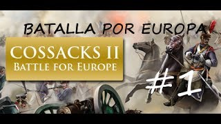 Cossacks II: Battle for Europe #1 - No Will, otra vez Polonia no...