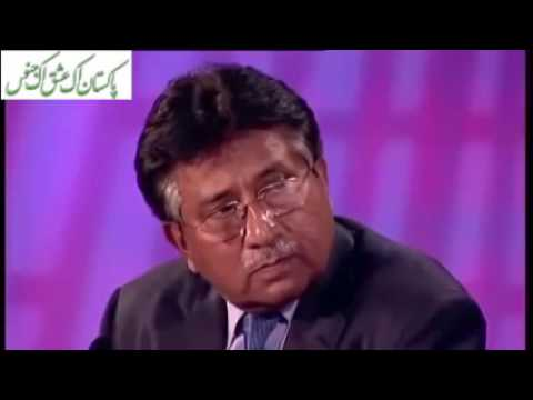 How General Pervaiz Musharaf Defended ISI