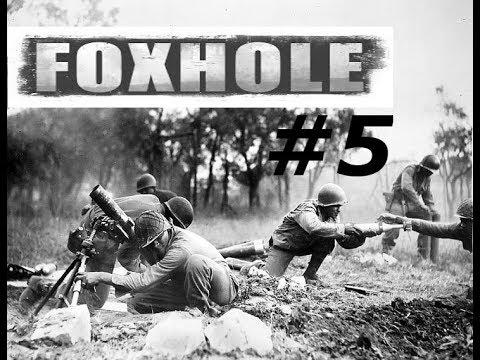 Türk Server - Havancı oldum | FoxHole Türkçe Oynanış #5