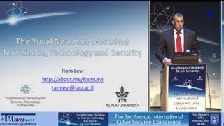 סקירת הפעילות בנושא הסייבר בסדנת יובל נאמן - Creating Cyber Ecosystems