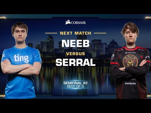 Neeb vs Serral PvZ – Semifinals – WCS Fall 2019 – StarCraft II