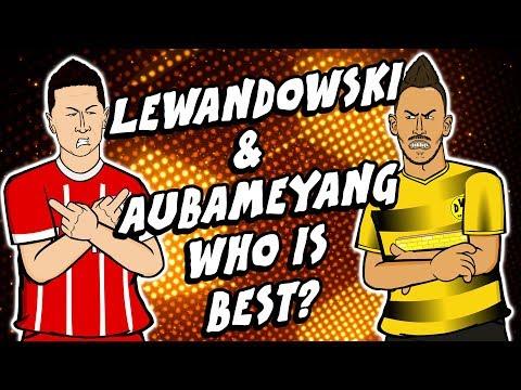 """Lewandowski & Aubameyang """"WHO IS THE BEST?"""" (Chelsea vs Man Utd, Man City vs Arsenal preview)"""