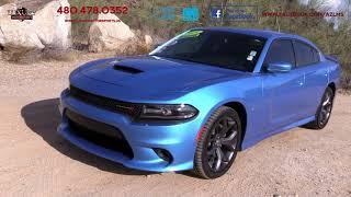 2019 Dodge Charger R/T Sedan - Luxury Motorsports (15293)